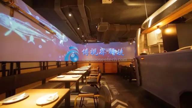 绿茶3D全息餐厅Playking,美图看过来-博视界科技