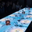 裸眼3D投影餐桌,让创意飞一会儿