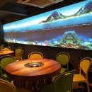江苏盐城首家3D全景数字餐厅在阜宁开业,美蛙火锅就是这里