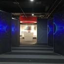荆门康沁药业全息投影展厅项目